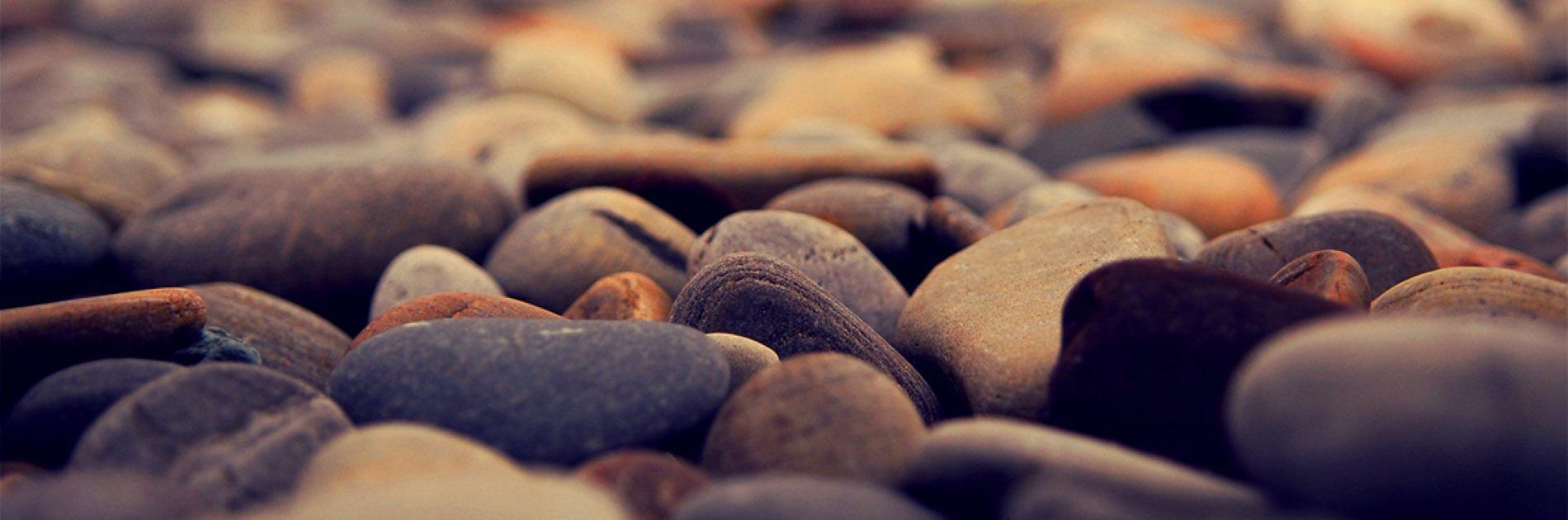 pebblesBokeh